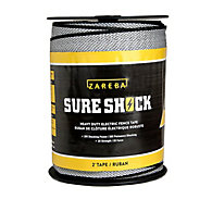 Zareba® 2 inch Heavy-Duty Sure Shock™ Polytape - 500 Foot Reel