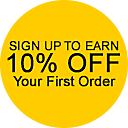 10% Off First Order By Signing Up For Enewsletter