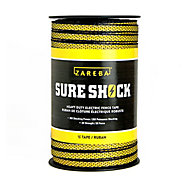 Zareba® Heavy-Duty Sure Shock™  Polytape – 656 feet of ½-inch electric fencing