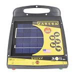 Zareba Systems 15 Mile Solar Low Impedance Charger