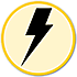 How electric fencing works icon