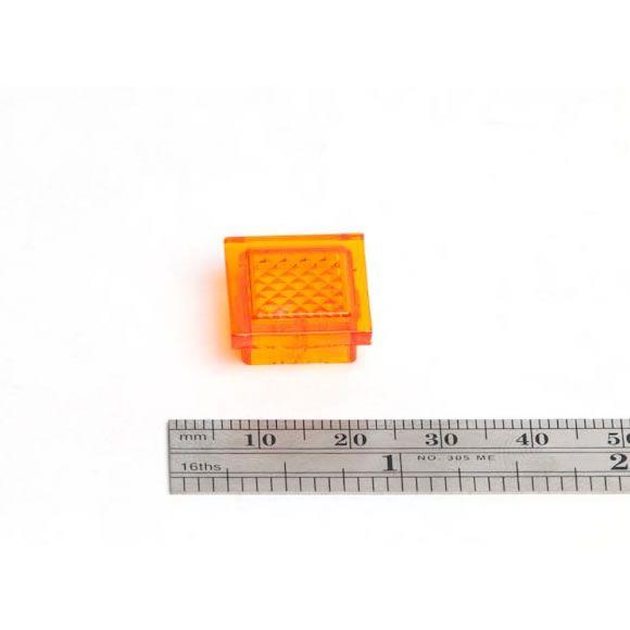 Square Amber Lens 510