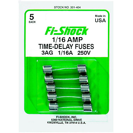 1 16 Amp Time Delay Fuse
