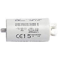 Zareba® Capacitor 15 UF 600VDC 10%