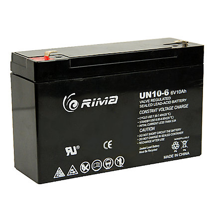 Zareba 174 Solar Battery Asb10 2 Zarebasystems Com