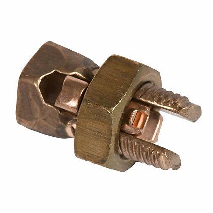 ElectroBraid® Copper Split Bolt Connector (10 count)