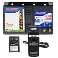Fi-Shock® AC-Powered 100 Mile Charger and Fence Tester