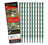 Zareba® AC Garden Protector Electric Fence Kit plus 10 Additional Free Posts