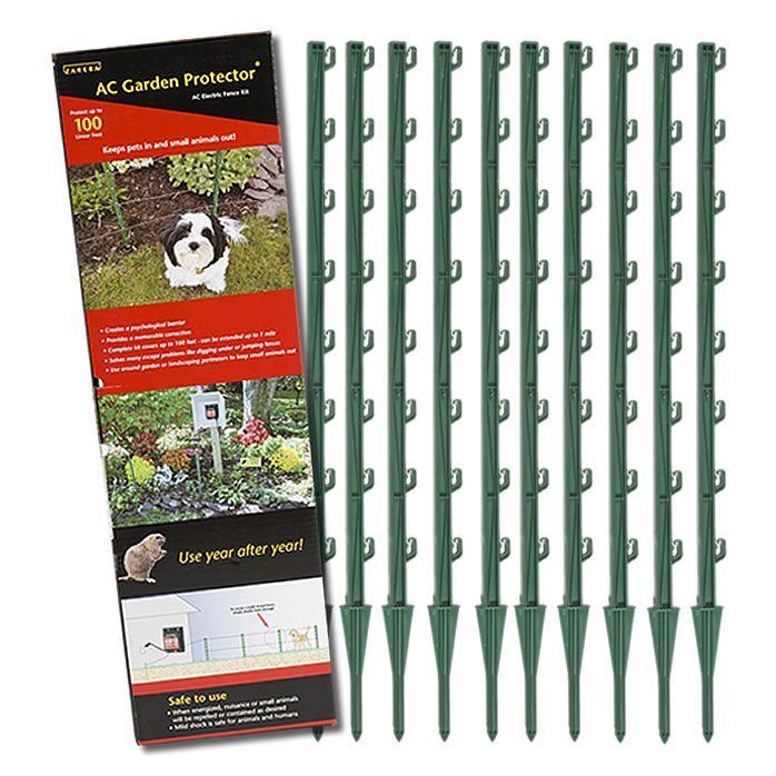Electric Fence for Garden Zareba BKGPAC Z
