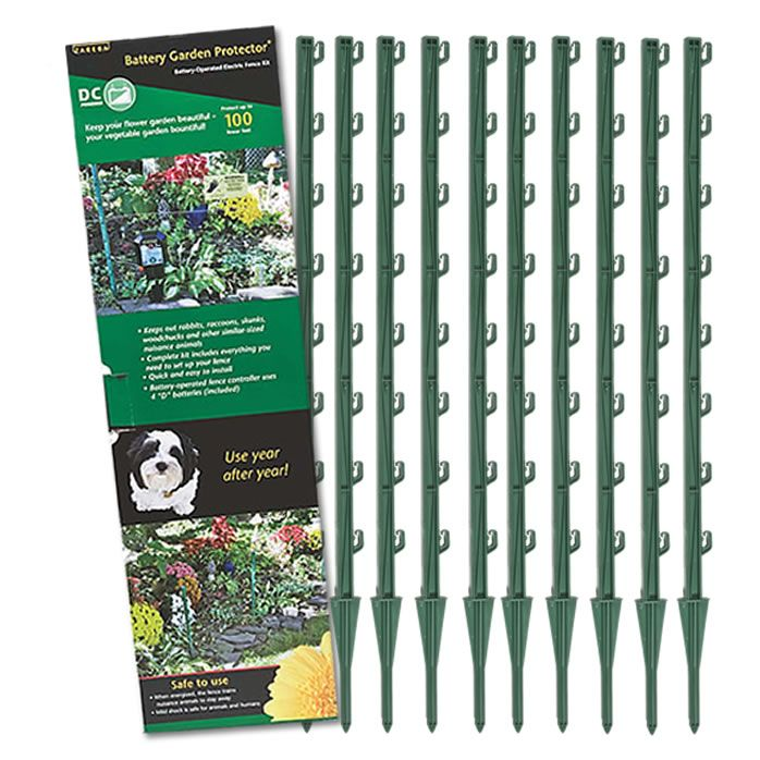 Electric Fence Netting Electric Fence Kits Zareba