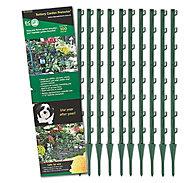 Zareba® Battery Powered Garden Protection Kit plus 10 Additional Free Posts