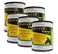 Buy 4, Get One Free - Zareba® Polyrope 3,280 Feet