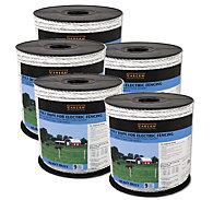 Buy 4 Reels, Get 1 Reel Free - Zareba® 1/4 Inch Polyrope, 3,280 Feet