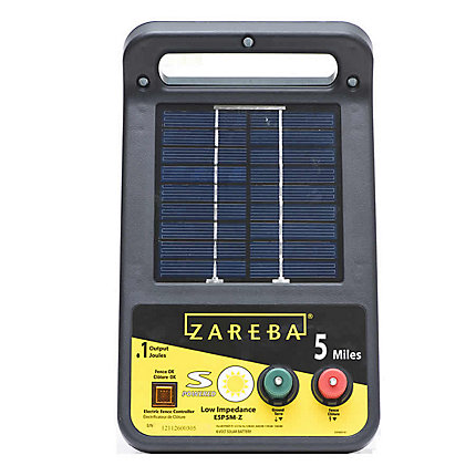 Zareba® 5 Mile Solar Low Impedance Charger