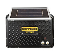 Zareba® Black Diamond 15 Mile 6V Solar Low Impedance Charger