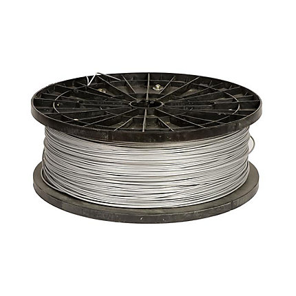 1000 ft aluminized steel 125 gauge electric fence wire zareba all photos greentooth Image collections