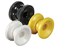 Red Snap'r® Corner Donut Insulators