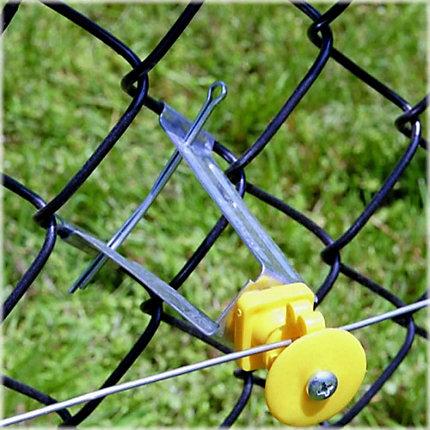Zareba 174 Chain Link Electric Fence Insulators Model Iclxy Z