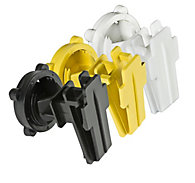 Red Snap'r® Round Post & Tape Insulators