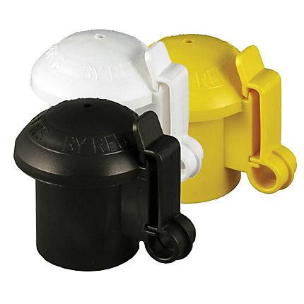 Red Snap'r® T-Post Cap Insulators