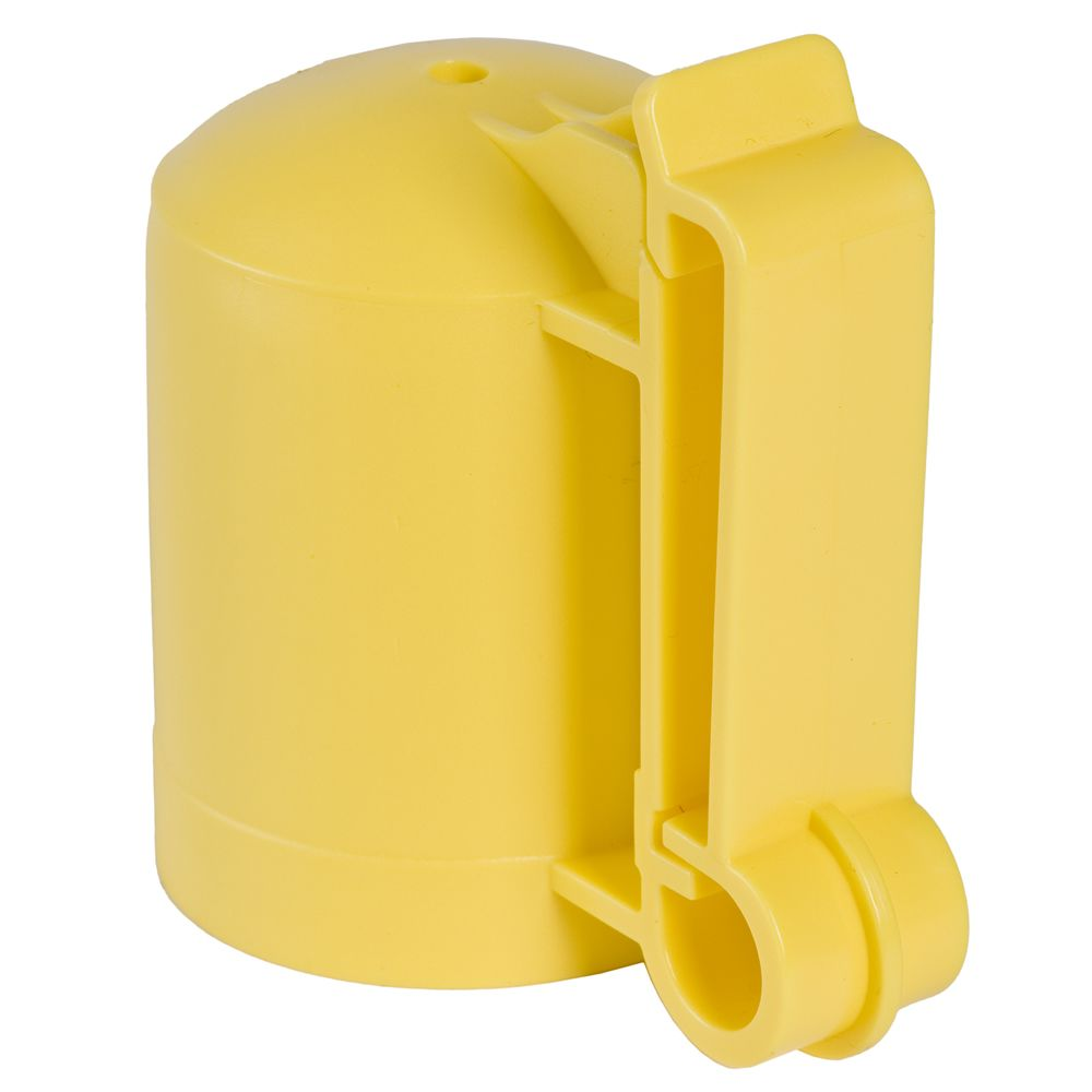 Fi Shock 174 Yellow T Post Safety Cap Amp Insulator Model