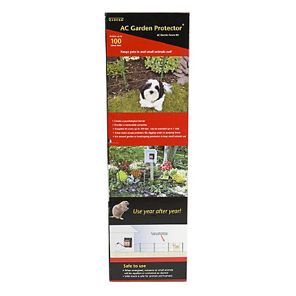 Electric Fence For Garden Kit Garden Electric Fence Kit