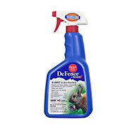 DeFence® Rabbit & Deer Repellent, Ready-To-Use Spray - 32 oz