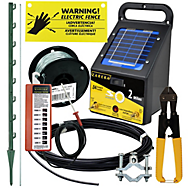 Zareba® Deluxe Solar Garden Protection Kit