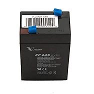6 Volt Solar Replacement Battery