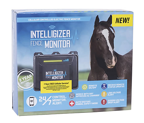 Intelligizer® Fence Monitor By Zareba®