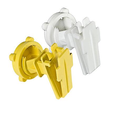 Zareba® Poly Tape Round Post Insulators-1