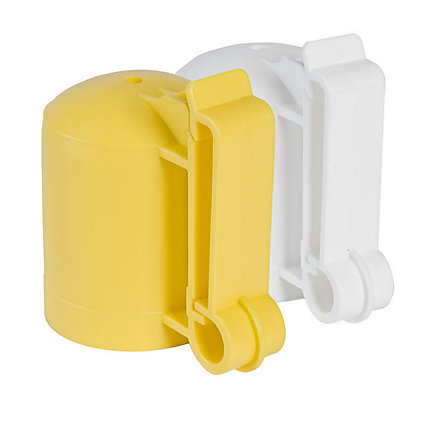 Fi-Shock® T-Post Safety Cap & Insulators