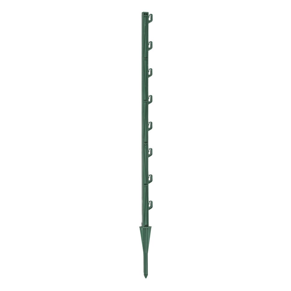 30 Inch Green Garden Fence Post Electric Fence Wire