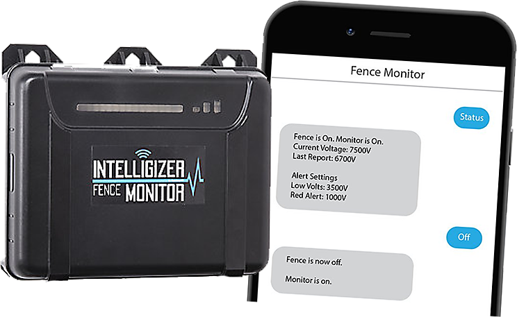 Intelligizer Fence Monitor Intel Sm Zareba 174